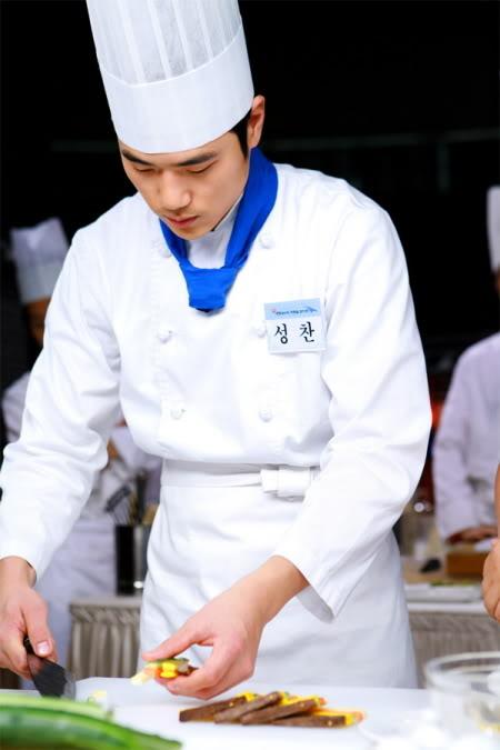 Le Grand Chef 식객 Seoul Rhythms