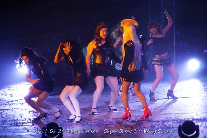 Super Junior's super show | Seoul Rhythms