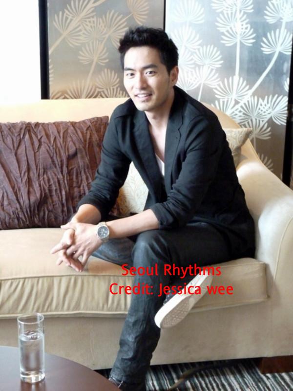 LEE JIN WOOK 2,Spy Press con,140611, [ Meeting Spy Myung Wol ]
