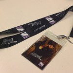 City Hunter Lanyard & Cardholder