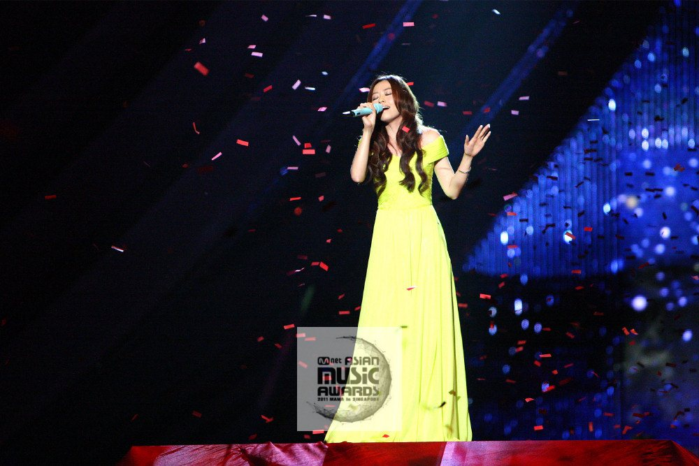 Mnet Asia Music Awards (MAMA) 2011- Music Makes One
