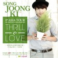 Song Joong Ki wil arrive on 25th May and hold his very first fan meet in Singapore as part of his Asia Tour- Thrill & Love. Seoul Rhythms is proud...