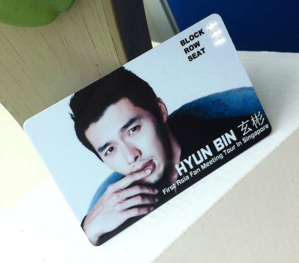Hyun Bin Premium ticket