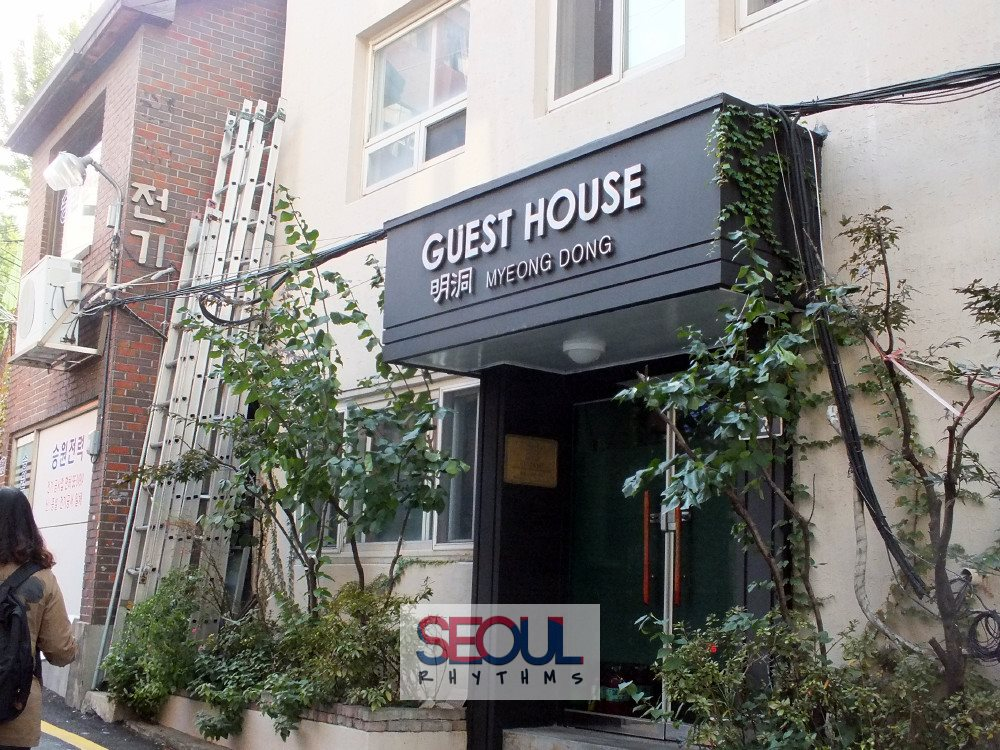 Guest House Myeongdong, Seoul
