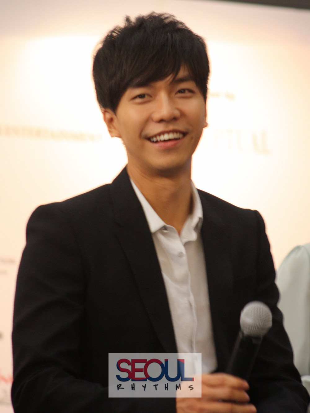 Lee Seung Gi 16, Press Con 13, 060913