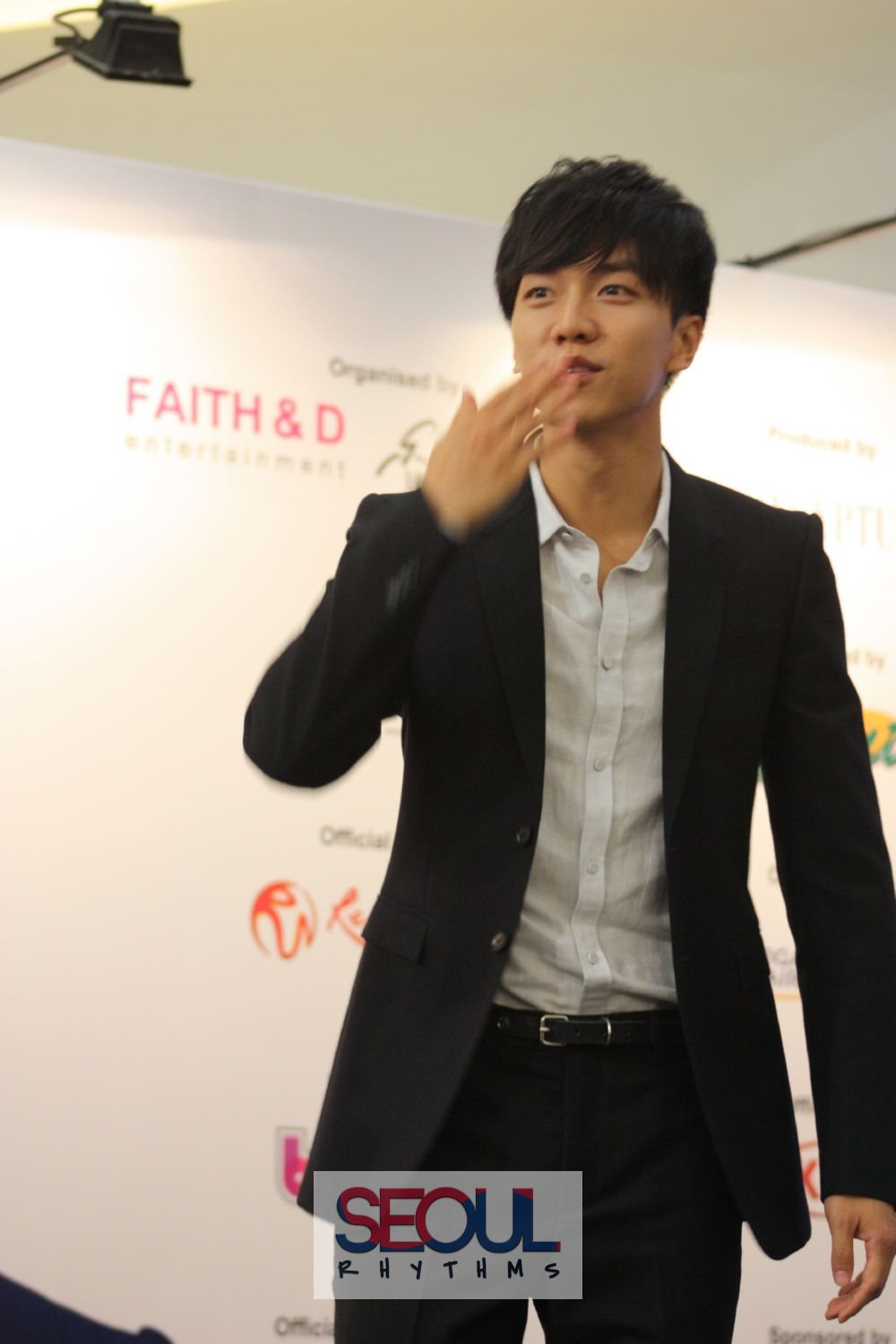 Lee Seung Gi 4, Press Con 13, 060913