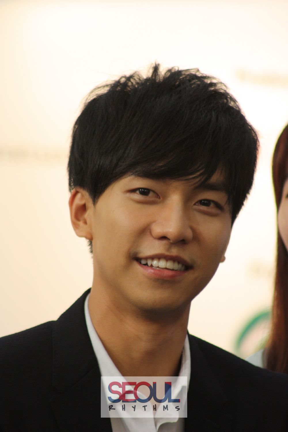 Lee Seung Gi 8, Press Con 13, 060913