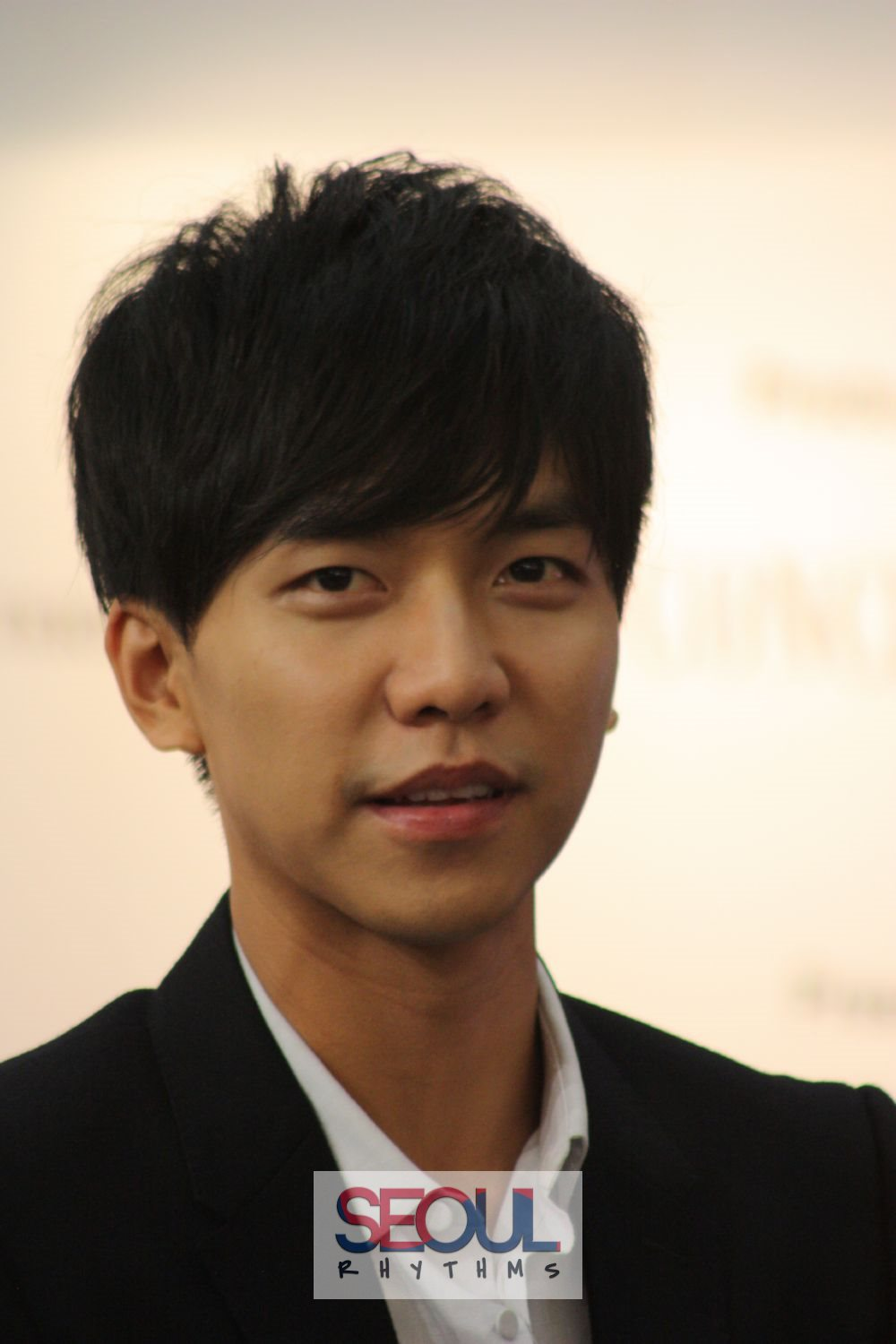 Lee Seung Gi 9, Press Con 13, 060913
