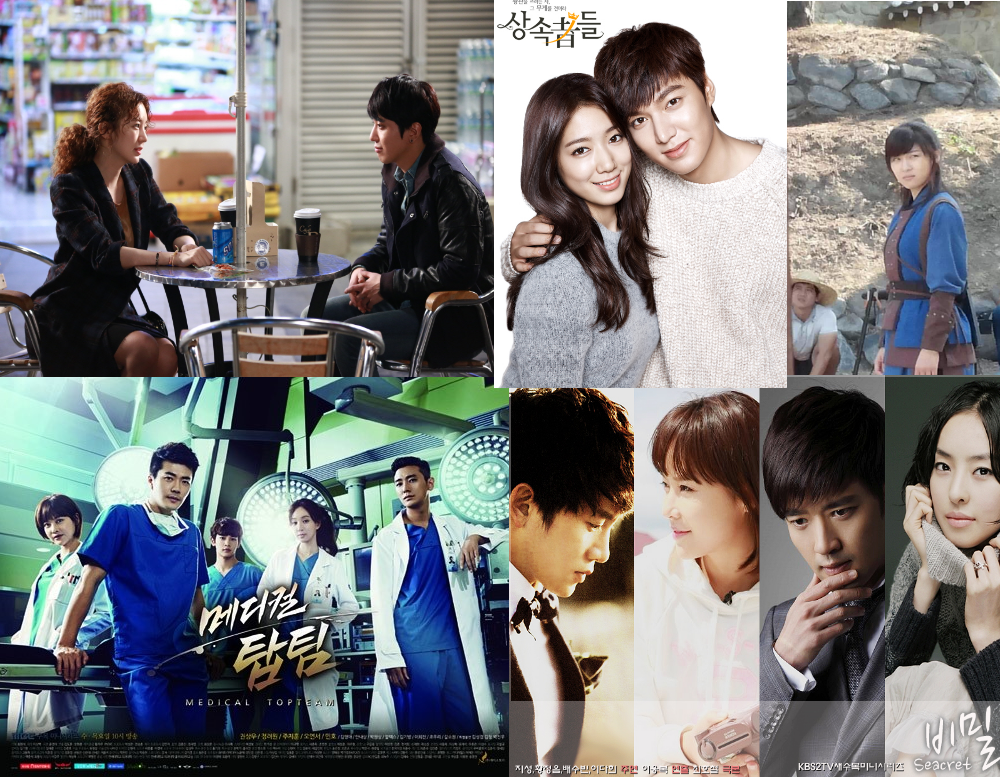 New dramas Oct 2013