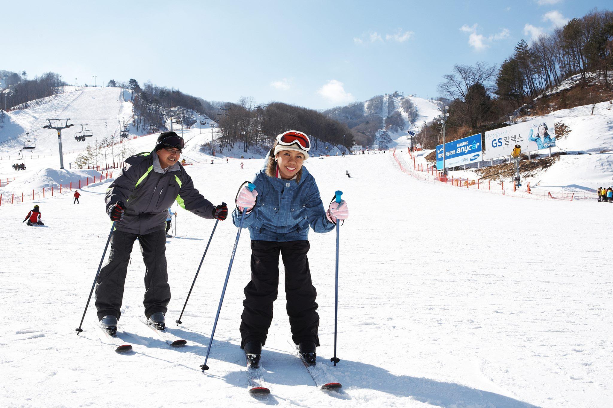 KTO Ski Photo