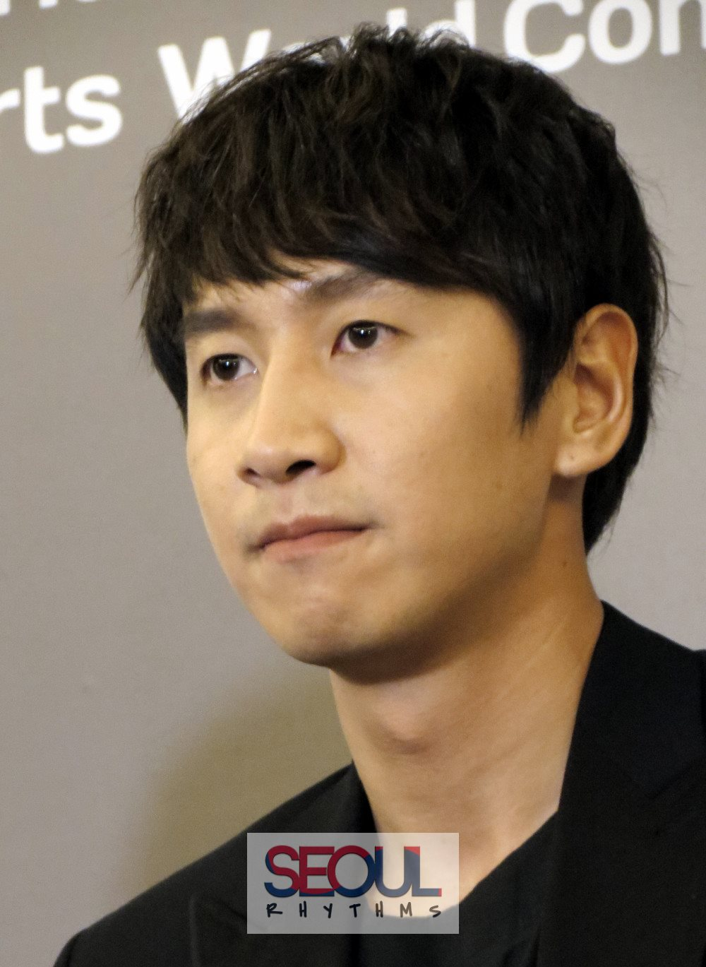 Lee Kwang Soo 6, Press Con, 170813
