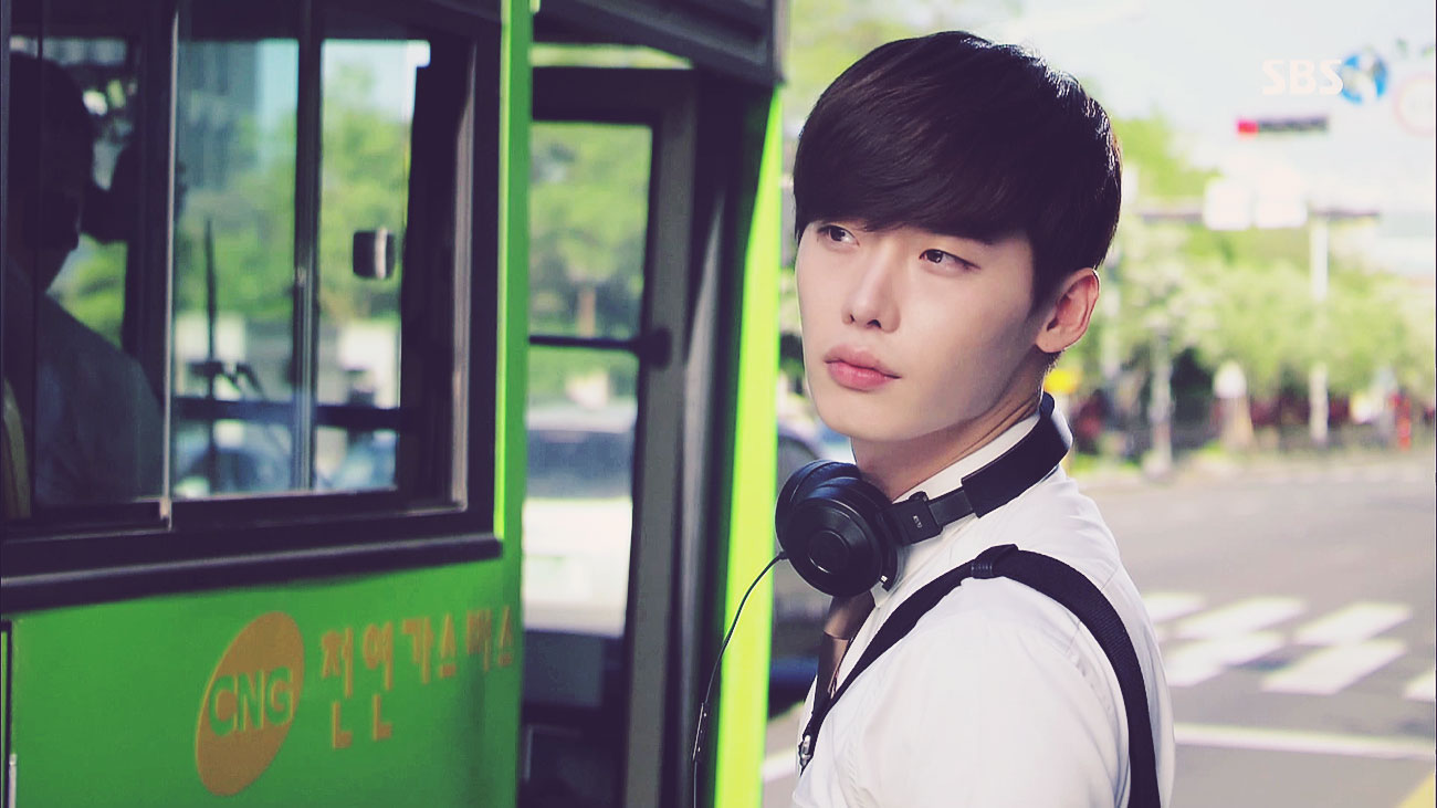 I Hear Your Voice, Lee Jong Suk