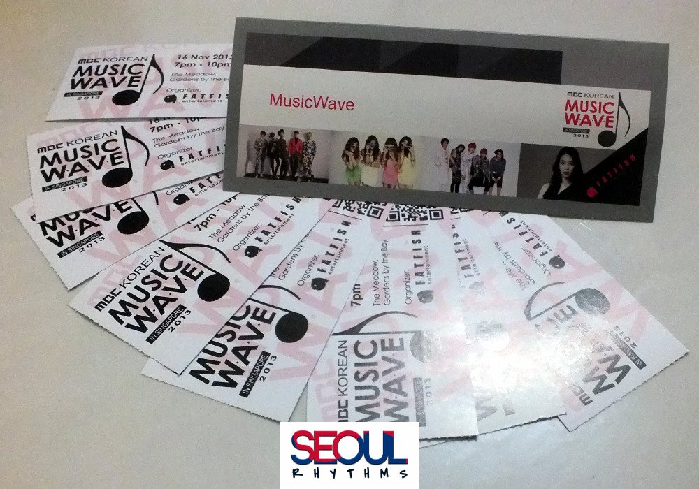 MBC Korean Music Wave 2013 tickets