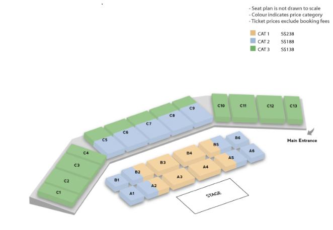 KSH seating plan