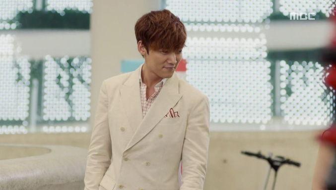 Fated to Love You, Choi Jin Hyuk
