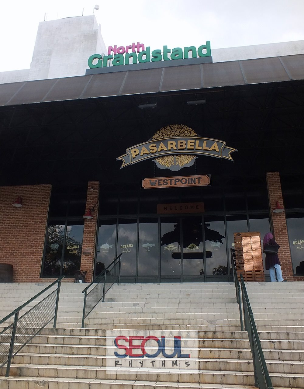 The Grand Stand