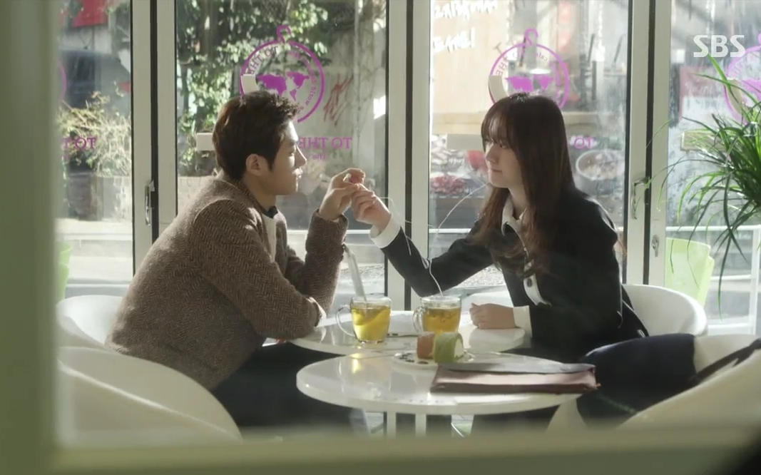 My Lovely Girl, Ep 14 c