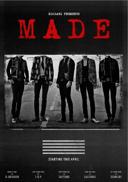 Big Bang- Made Tour 2015