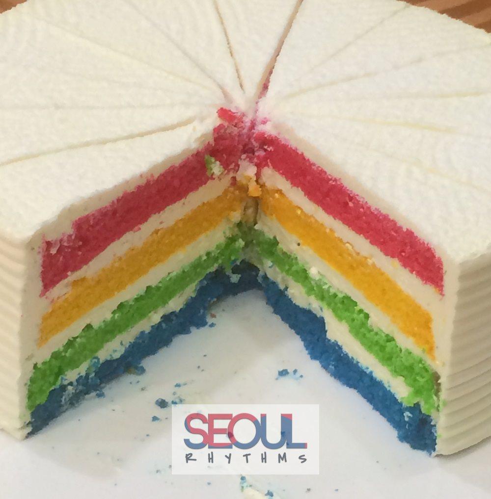 Todai, Birthday dishes, cake 2