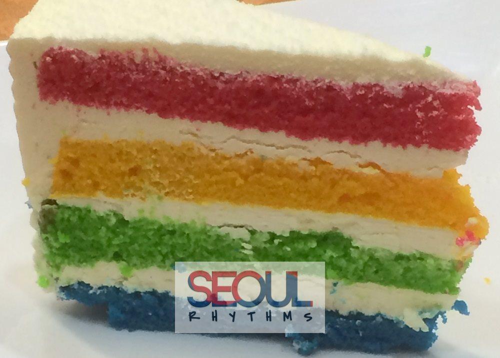 Todai, Birthday dishes, cake 3