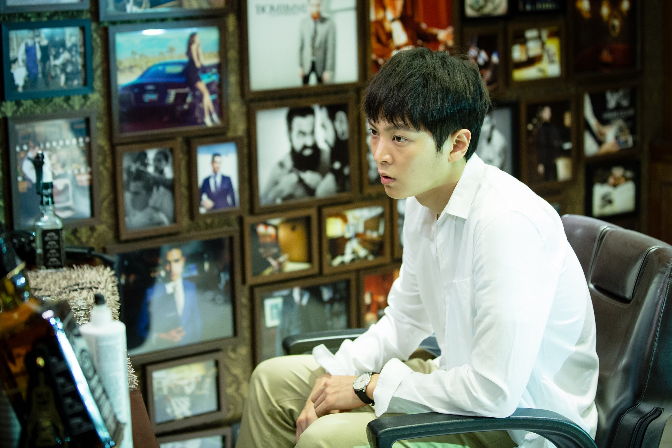 The Gang Doctor Drama Stills (1)