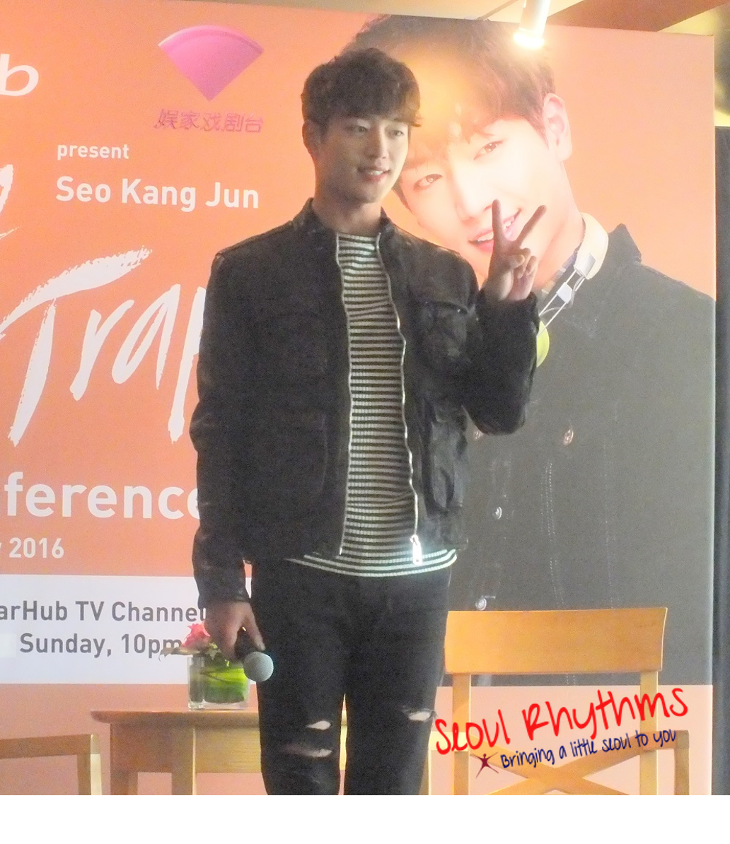 Seo Kang Jun Press Con 1a