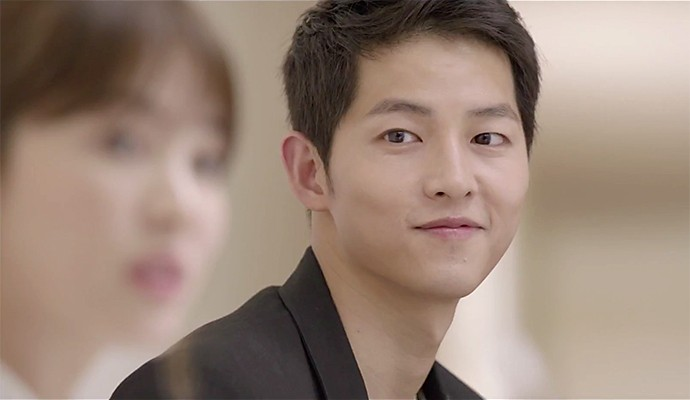 Descendants of the Sun, Song Joong Ki 1