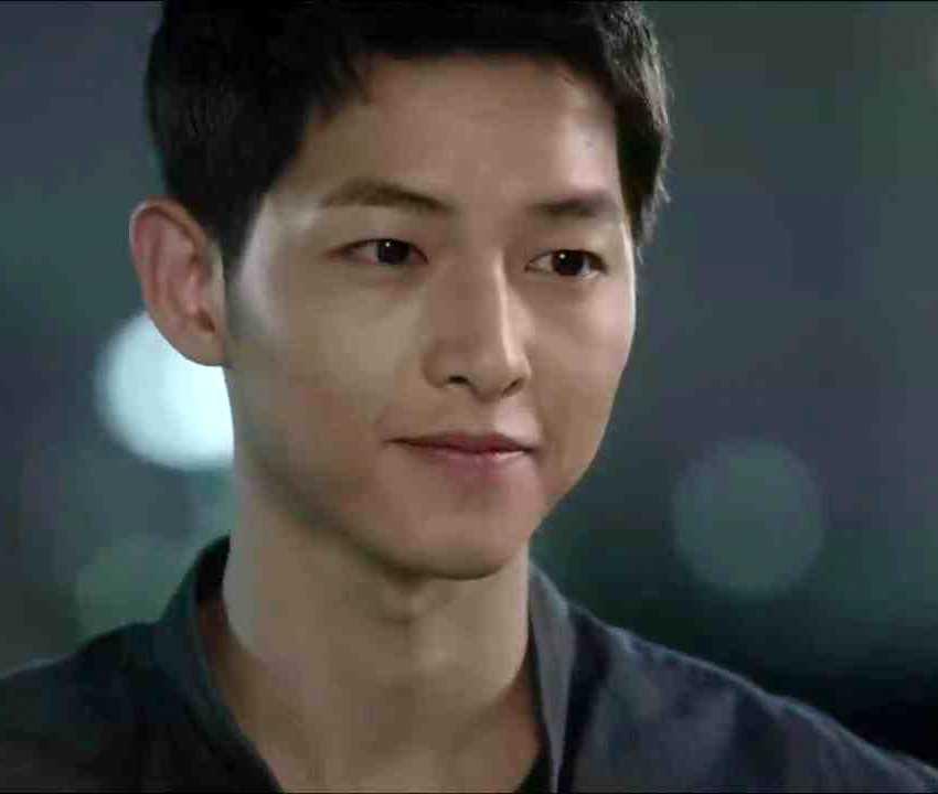 Descendants of the Sun, Song Joong Ki 4