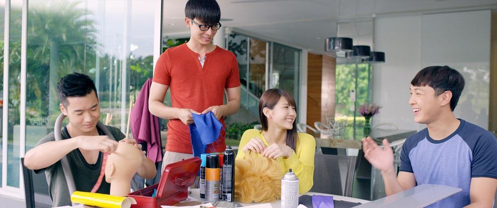 Joshua Tan, Aloysius Pang, Joyce Chu & Jeffrey Xu s, Copyright Encore Films