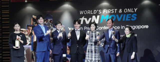 Credit: tvN MoviesYeo Jin Goo and Shim Eun Kyung were in Singapore recently to launch and promote tvN Movies channel exclusively on Starhub. At the press conference, the press gained […]