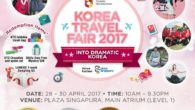 Every year, Korea Tourism Organization organizes a Korea Travel Fair, where they combine Korean experiences together with travel information to Korea, wit travel agents on site to help you book […]