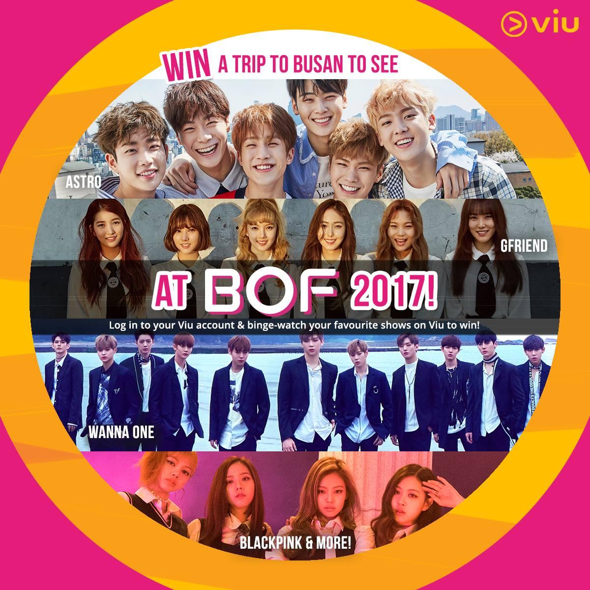 Win tickets to Busan One Asia Festival in Korea | Seoul Rhythms