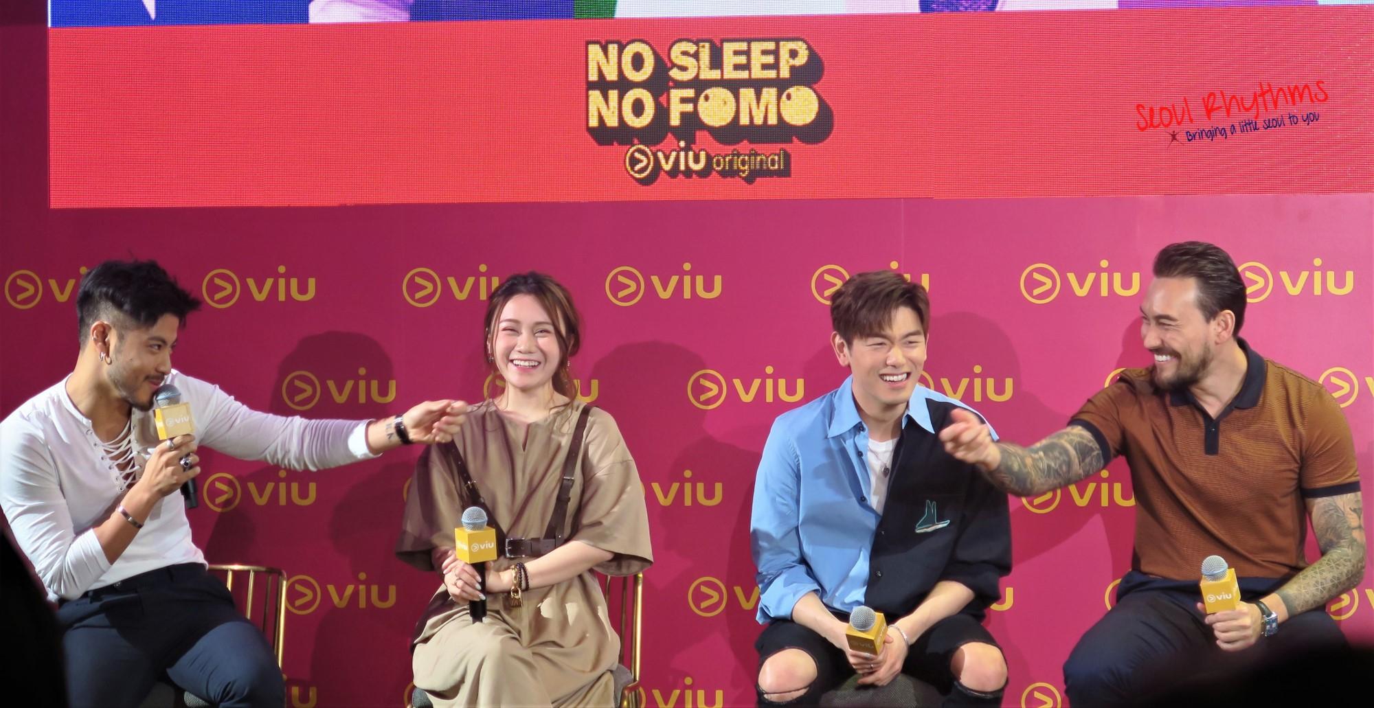 Viu launches new show No Sleep No FOMO | Seoul Rhythms